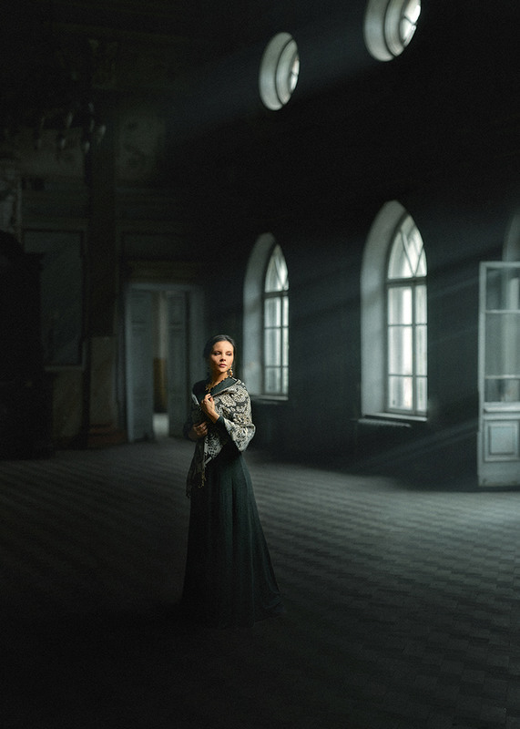 Графиня старого замка Автор: Marisabel