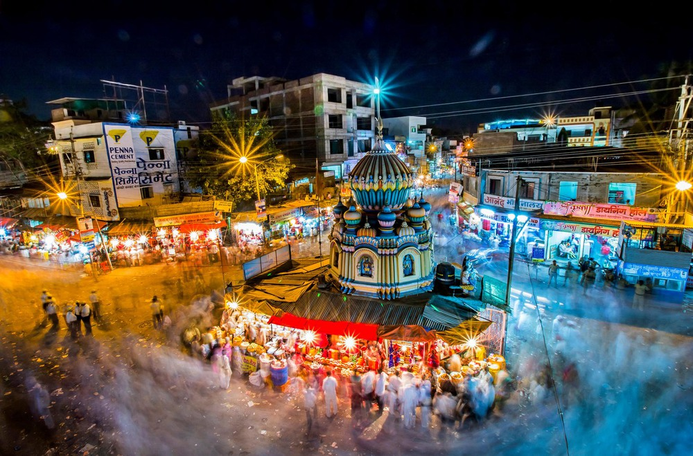 10  Фестиваль Палхи в Индии. Автор - MAHESH LONKAR.