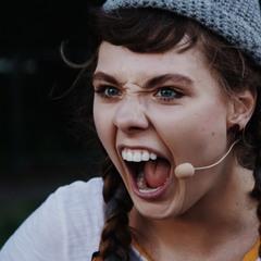 Эмоция актрисы
