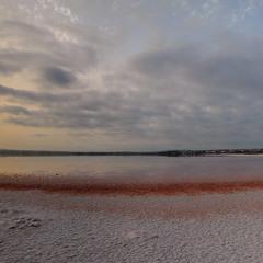 Озеро Салінас. Торрев'єха