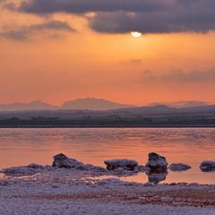 Озеро Салінас. Торрев'єха 2