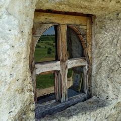 Старий Орхей. Вікно пустельника