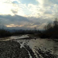 Річка Теребля