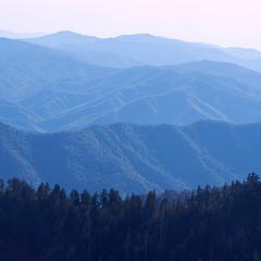 ...только горы