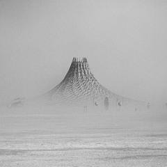 из пыли и тумана появлялось совершенство