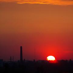 Закат в Одессе!