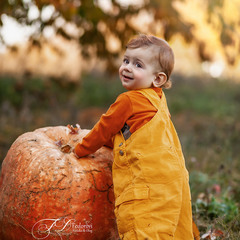 Осенний портрет)