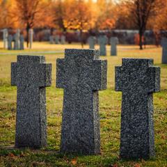 Немецкое солдатское кладбище