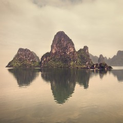 Ha Long Bay, study2