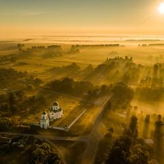 Михайлівська церква, Чернігівська область.