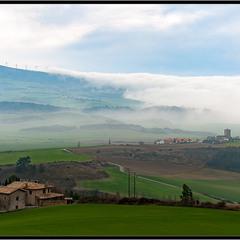 Послеобеденный туман.