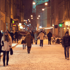 нічний Львів