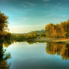 Полтавські краєвиди - Ворскла