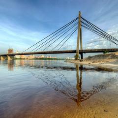 Киев, Московский мост