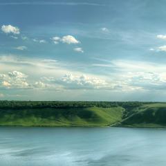 Хмельницкая область, Днестр, Бакотский залив
