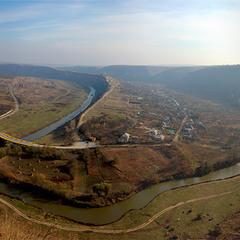 Молдова, Старый Орхей, 30 октября 2014 г.