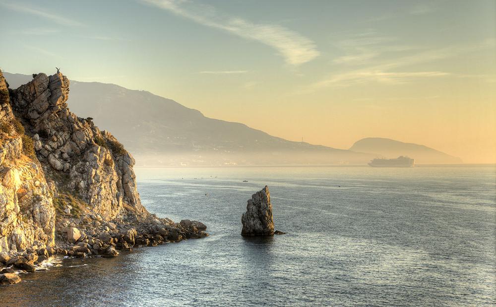 Гора кошка в крыму фото ранку гарного