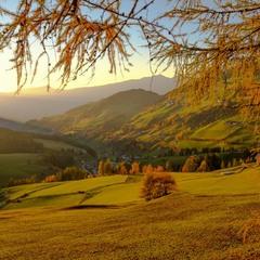 Осінь в Доломітах (1)