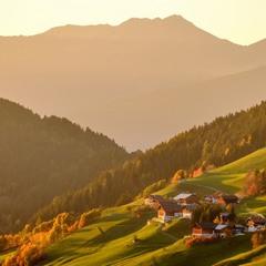 Осінь в Доломітах (2)
