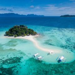 Philippines: North Palawan and Coron islands