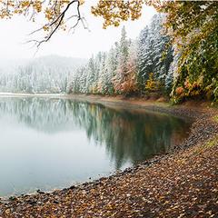 Осенний Синевир