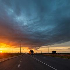 Закатная дорога