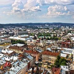 крыши Львова #3