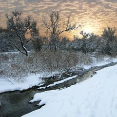 В январе, в январе много снегу во дворе...