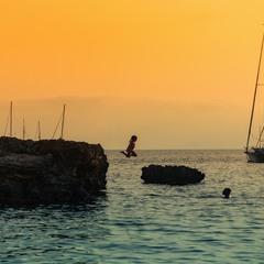 port d. Andrach evening