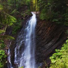 вода з гори
