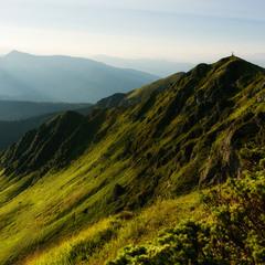 Carpathian Alps