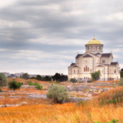 Владимирский собор (Херсонес Таврический)...