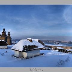 Историко-культурный комплекс «Запорожская Сечь», национального заповедника «Хортица»