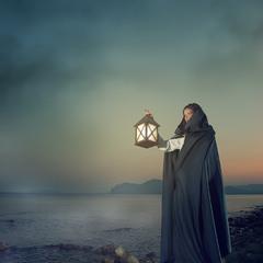 Жена смотрителя маяка