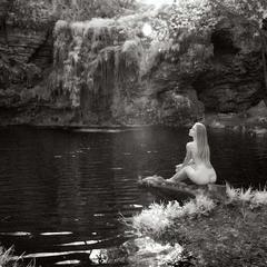 Однажды, обходя окрестности Одинокого озера...