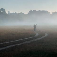 Ушедший за туманом...