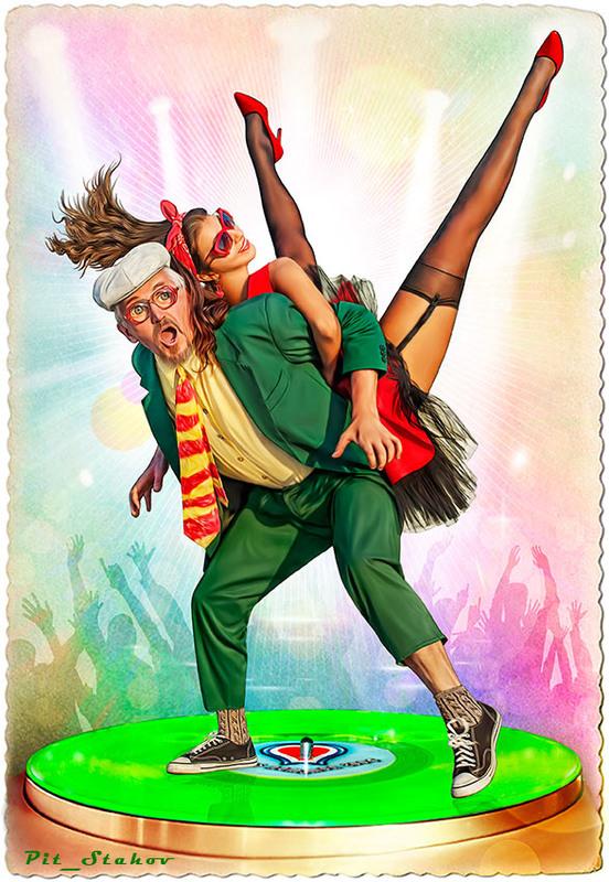 фото рок н ролл веселые картинки карикатуры базе цеха сетепосадки