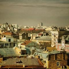 Киевские крыши
