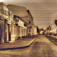 Улица в Феодосии.