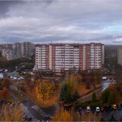 Осінь у рідному місті