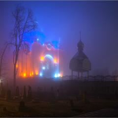 Зимовий туман