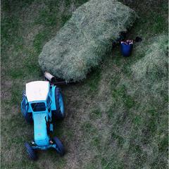 Про синий трактор...
