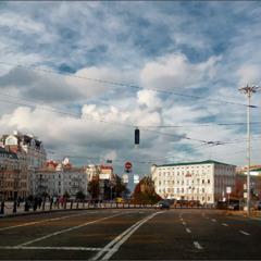 А в Киеве осень:))