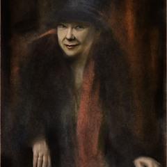Портрет хитрой дамы  :)
