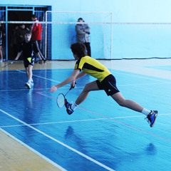badminton 1997