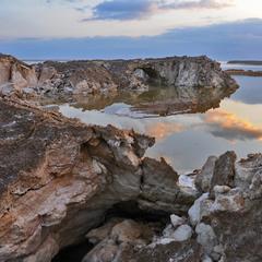 Соль Мёртвого моря