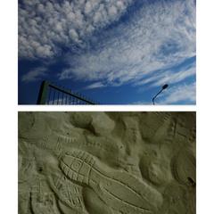 Следы на песке - I