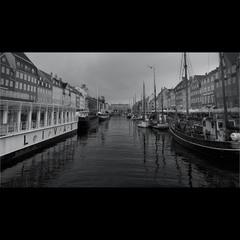 В Копенгагене сыро