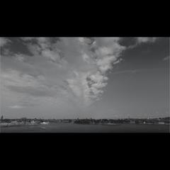 Небо Стокгольма