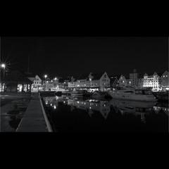 Ночной Берген